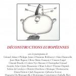 N° 275 – Déconstructions européennes