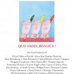 N° 277 – Quo vadis, Belgica ?