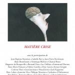 N° 285 – Matière crise