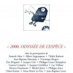 N° 237 – 2000, Odyssée de l'espèce